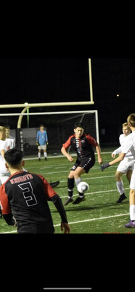 Moses Rodriguez's Men's Soccer Recruiting Profile
