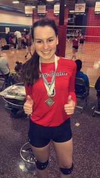 Anna Riley's Women's Volleyball Recruiting Profile