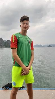 Leo-Minh Kustermann's Men's Soccer Recruiting Profile