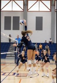 Mia Gilcrest's Women's Volleyball Recruiting Profile
