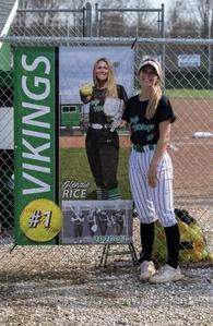 McKenzie Rice's Softball Recruiting Profile