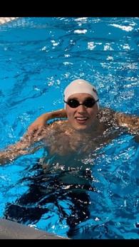 Aiden Morgan's Men's Swimming Recruiting Profile