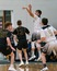 Joseph Person Men's Basketball Recruiting Profile