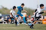 Kalel Mendoza's Men's Soccer Recruiting Profile
