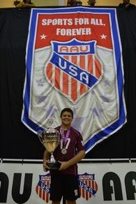 Jaden Sanders's Men's Volleyball Recruiting Profile