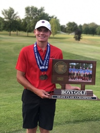 Rylin Petry's Men's Golf Recruiting Profile
