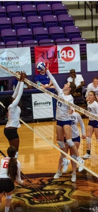 Cate Thomas's Women's Volleyball Recruiting Profile