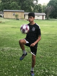 Santiago Andrade's Men's Soccer Recruiting Profile