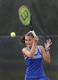 Brooklyn Bindas's Women's Tennis Recruiting Profile