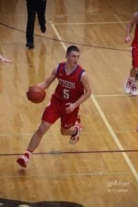 Grady Gonsioroski's Men's Basketball Recruiting Profile