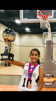 Ashna Tambe's Women's Basketball Recruiting Profile