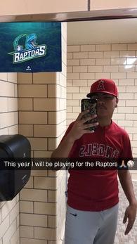 Francisco Robles's Baseball Recruiting Profile