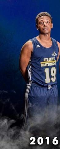 Antonio Orr's Men's Basketball Recruiting Profile