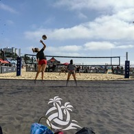 Kristiane Maynard's Women's Beach Volleyball Recruiting Profile
