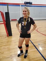 Kacee Blair's Women's Volleyball Recruiting Profile