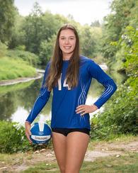 "Eleanor ""Nora"" Hayd's Women's Volleyball Recruiting Profile"