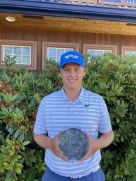 Oliver Ausland's Men's Golf Recruiting Profile