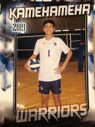 Ka'imi Kealoha's Men's Volleyball Recruiting Profile