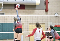 Sherry Negaard's Women's Volleyball Recruiting Profile