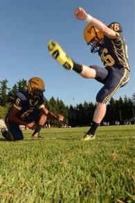 Zach Standish's Football Recruiting Profile