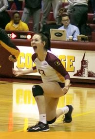 Laityn Sarna's Women's Volleyball Recruiting Profile