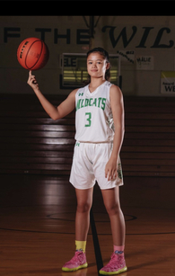 Kaliana Salazar-Harrell's Women's Basketball Recruiting Profile