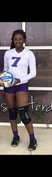 Tycorrea Norman Women's Volleyball Recruiting Profile