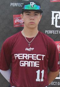Ty Mancha's Baseball Recruiting Profile