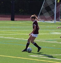 Claudia Peirce's Women's Soccer Recruiting Profile