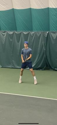 Ben Adey's Men's Tennis Recruiting Profile