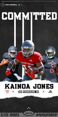 Kainoa Jones's Football Recruiting Profile
