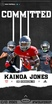 Kainoa Jones Football Recruiting Profile