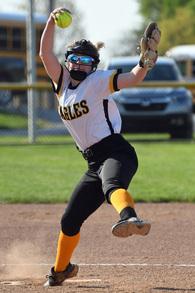 Lauren Frietchen's Softball Recruiting Profile