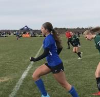 Alicia Page's Women's Soccer Recruiting Profile