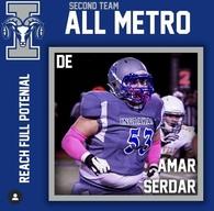 Amar Serdar's Football Recruiting Profile