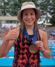 Maisy Barbosa's Women's Swimming Recruiting Profile