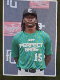 Tarrus Garrett , Jr's Baseball Recruiting Profile