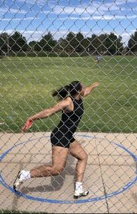 Giavonna Meeks's Women's Track Recruiting Profile