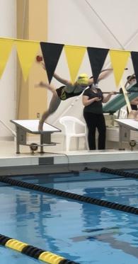 Nicole Fant's Women's Swimming Recruiting Profile