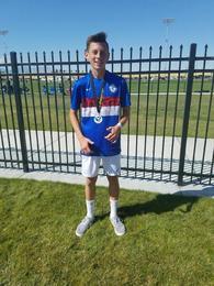 Joseph Valle's Men's Soccer Recruiting Profile