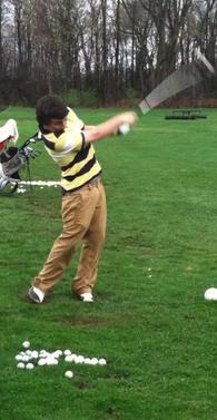 Brady Moran's Men's Golf Recruiting Profile