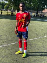 Joseph Ludwig's Men's Soccer Recruiting Profile