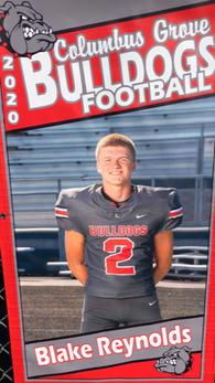 Blake Reynolds's Football Recruiting Profile