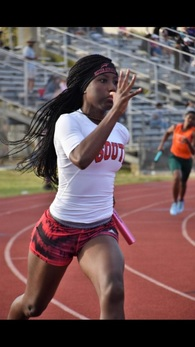 I'keriah Day's Women's Track Recruiting Profile