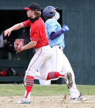 Liam O'Neal's Baseball Recruiting Profile