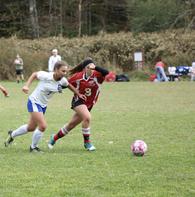 Rita Messing's Women's Soccer Recruiting Profile