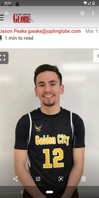 Chain Parrill's Men's Basketball Recruiting Profile