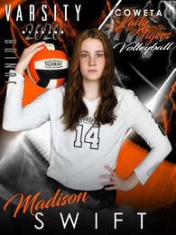 Madison Swift's Women's Volleyball Recruiting Profile