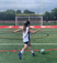 Angelina Sayago Women's Soccer Recruiting Profile