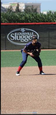 Ashanti Strange's Softball Recruiting Profile